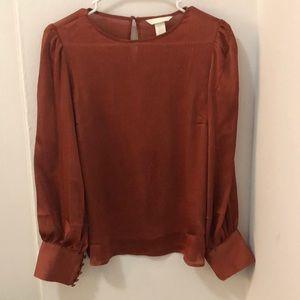 Auburn blouse